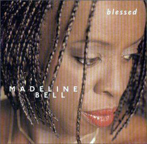 Album  Cover Madeline Bell - Blessed on  Records from 2001