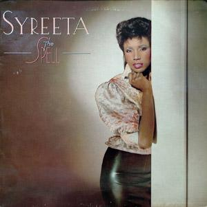 Album  Cover Syreeta Wright - The Spell on MOTOWN Records from 1983