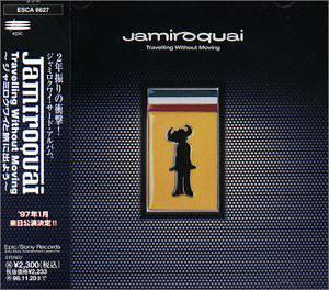 Album  Cover Jamiroquai - Travelling Without Moving on SONY Records from 1996