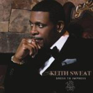 Album  Cover Keith Sweat - Dress To Impress on RAL Records from 2016