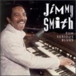 Album  Cover Jimmy Smith - Sum Serious Blues on MILESTONE Records from 1993