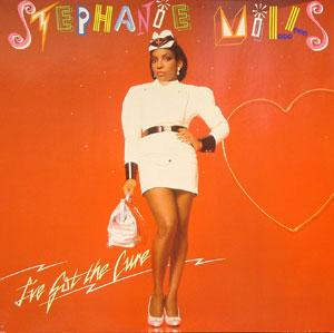 Front Cover Album Stephanie Mills - I've Got The Cure