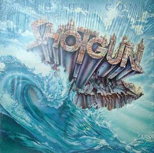 Album  Cover Shotgun - Kingdom Come on MCA Records from 1980