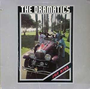 Album  Cover The Dramatics - Joy Ride on ABC Records from 1976