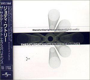 Album  Cover Jody Watley - Saturday Night Experience on AVITONE Records from 1999