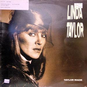 Album  Cover Linda Taylor - Taylor Made on GROOVE Records from 1982