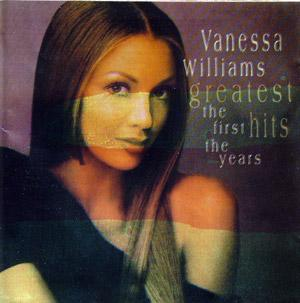 Front Cover Album Vanessa Williams - Greatest Hits The First Ten Years