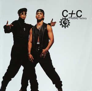 Album  Cover C&c Music Factory - C+c Music Factory on MCA Records from 1994
