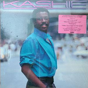 Album  Cover Kashif - Kashif on ARISTA Records from 1983