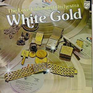 Front Cover Album The Love Unlimited Orchestra - White Gold
