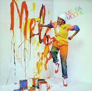 Album  Cover Melba Moore - Melba 78 on BUDDAH Records from 1978