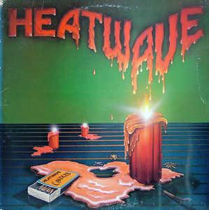 Album  Cover Heatwave - Candles on EPIC Records from 1980