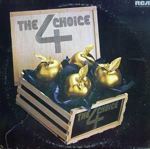 Album  Cover The Choice Four - The Choice 4 on RCA Records from 1975
