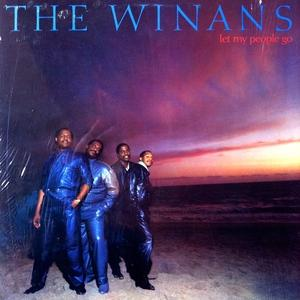Album  Cover The Winans - Let My People Go on QWEST Records from 1985