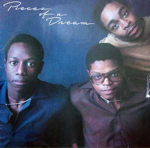 Album  Cover Pieces Of A Dream - Pieces Of A Dream on ELEKTRA Records from 1981