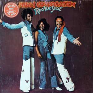 Album  Cover The Hues Corporation - Rockin' Soul on RCA Records from 1974