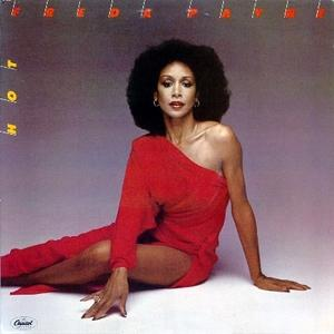 Album  Cover Freda Payne - Hot on CAPITOL Records from 1979