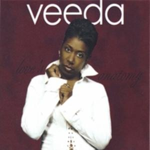 Album  Cover Veeda - Love's Anatomy on RED LAW Records from 2006