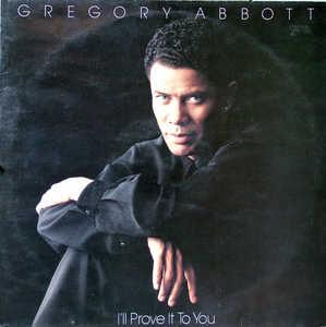 Album  Cover Gregory Abbott - I'll Prove It To You on ATLANTIC Records from 1988