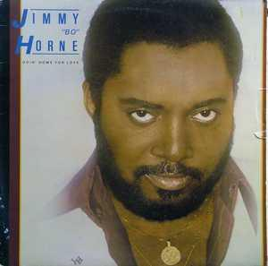 Album  Cover Jimmy 'bo' Horne - Goin' Home For Love on T.K. PRODUCTIONS Records from 1979