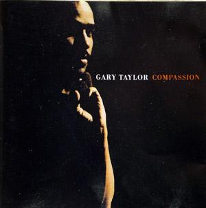 Album  Cover Gary Taylor - Compassion on VIRGIN Records from 1988