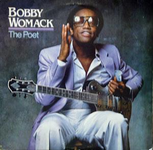 Front Cover Album Bobby Womack - The Poet
