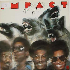 Album  Cover Impact - The Pac Is Back on FANTASY Records from 1977