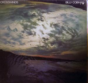 Album  Cover Billy Cobham - Crosswinds on ATLANTIC Records from 1974