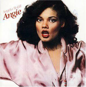 Album  Cover Angela Bofill - Angie on GRP Records from 1978