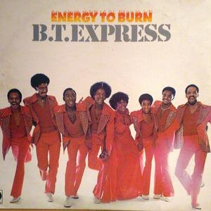Album  Cover B.t. Express - Energy To Burn on EMI INTERNATIONAL Records from 1976