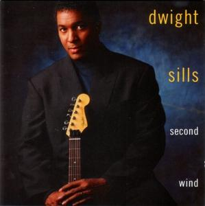 Album  Cover Dwight Sills - Second Wind on COLUMBIA Records from 1992