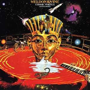 Album  Cover Weldon Irvine - Cosmic Vortex on RCA Records from 1974