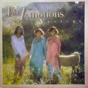 Album  Cover The Emotions - Sunbeam on COLUMBIA Records from 1978