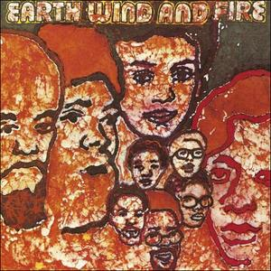 Album  Cover Earth Wind & Fire - Earth, Wind And Fire on WARNER BROS. Records from 1970