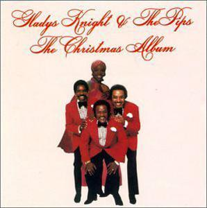 Album  Cover Gladys Knight & The Pips - Christmas Album on SPECIAL MUSIC Records from 1989