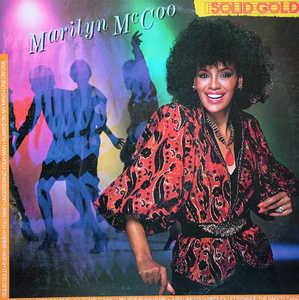 Front Cover Album Marilyn Mccoo - Solid Gold