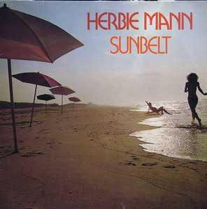 Album  Cover Herbie Mann - Sunbelt on ATLANTIC Records from 1978