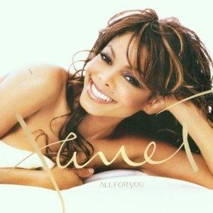 Front Cover Album Janet Jackson - All For You