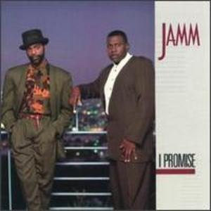 Album  Cover Jamm - I Promise on FOURTH & BROADWAY Records from 1991