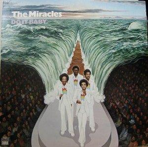 Album  Cover The Miracles - Do It Baby on TAMLA Records from 1974