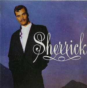 Album  Cover Sherrick - Sherrick on WARNER BROS. Records from 1987