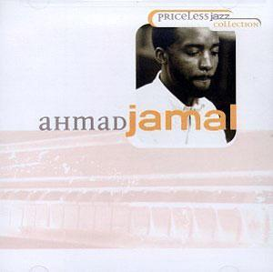 Album  Cover Ahmad Jamal - Priceless Jazz on GRP Records from 1998
