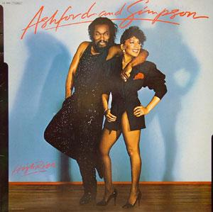 Album  Cover Ashford & Simpson - High Rise on CAPITOL Records from 1983