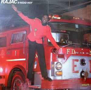 Album  Cover Rajac - Rajac & Redd Hot on  Records from 1988