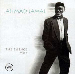 Album  Cover Ahmad Jamal - The Essence Of Ahmad Jamal, Pt. 1 on VERVE Records from 1994