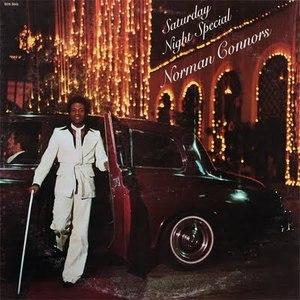 Album  Cover Norman Connors - Saturday Night Special on BUDDAH Records from 1976
