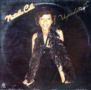 Album  Cover Natalie Cole - Unpredictable on CAPITOL Records from 1977