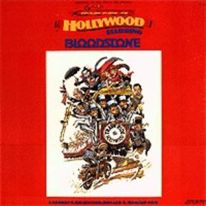 Front Cover Album Bloodstone - Train Ride To Hollywood