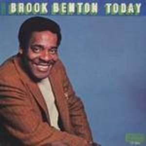 Album  Cover Brook Benton - Brook Benton Today on COTILLION Records from 1970