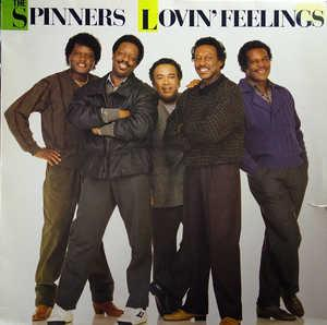 Album  Cover The Spinners - Lovin' Feelings on ATCO Records from 1985